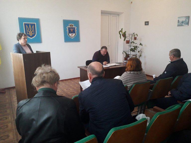 Чергова сесія Вільнозапорізької сільської ради