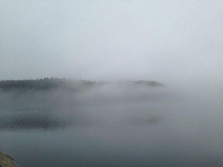 Обережно туман ‼️‼️