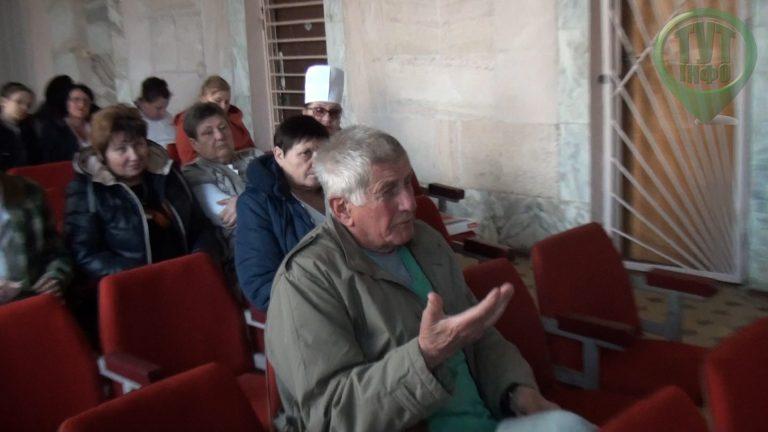 Відбулося обговорення засідання госпітальної ради округу з медиками Новобузької центральної районної лікарні.