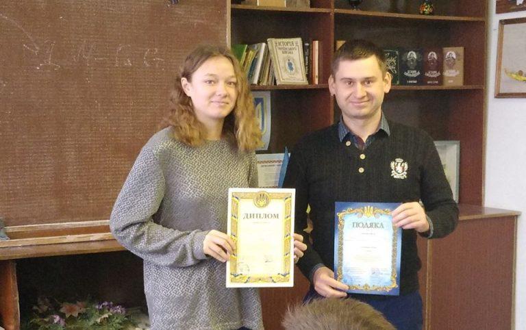 Студентка Новобузького коледжу МНАУ виборола ІІ місце в ІІ етапі Всеукраїнської олімпіади
