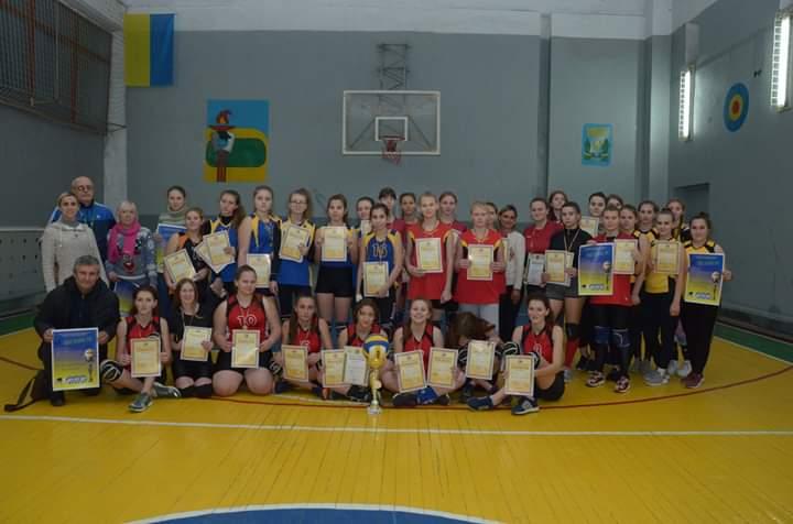 ІІ почесне місце у турніру з волейболу