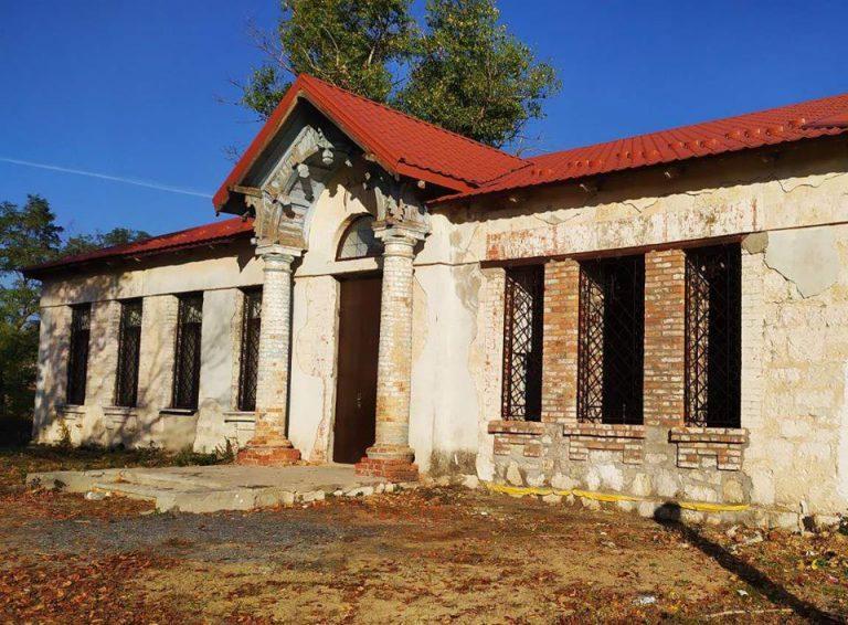 """Поступове відродження будівлі парку """" Приінгульський """""""