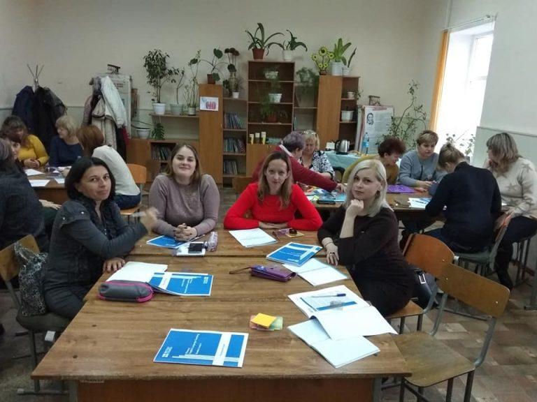 Навчання вчителів іноземної мови