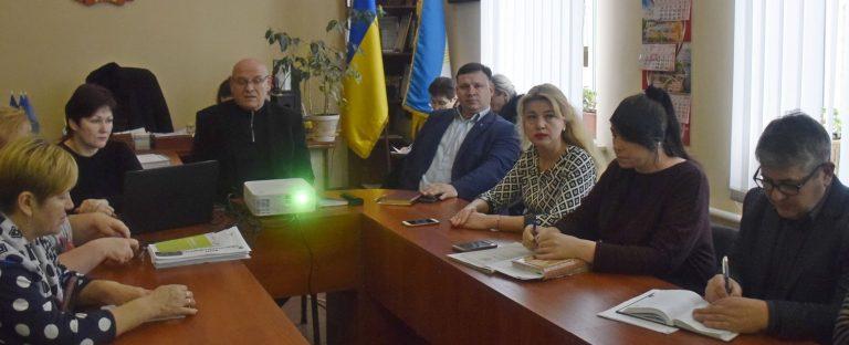 Обговорення фінансування КНП «Багатопрофільна лікарня Баштанського району»