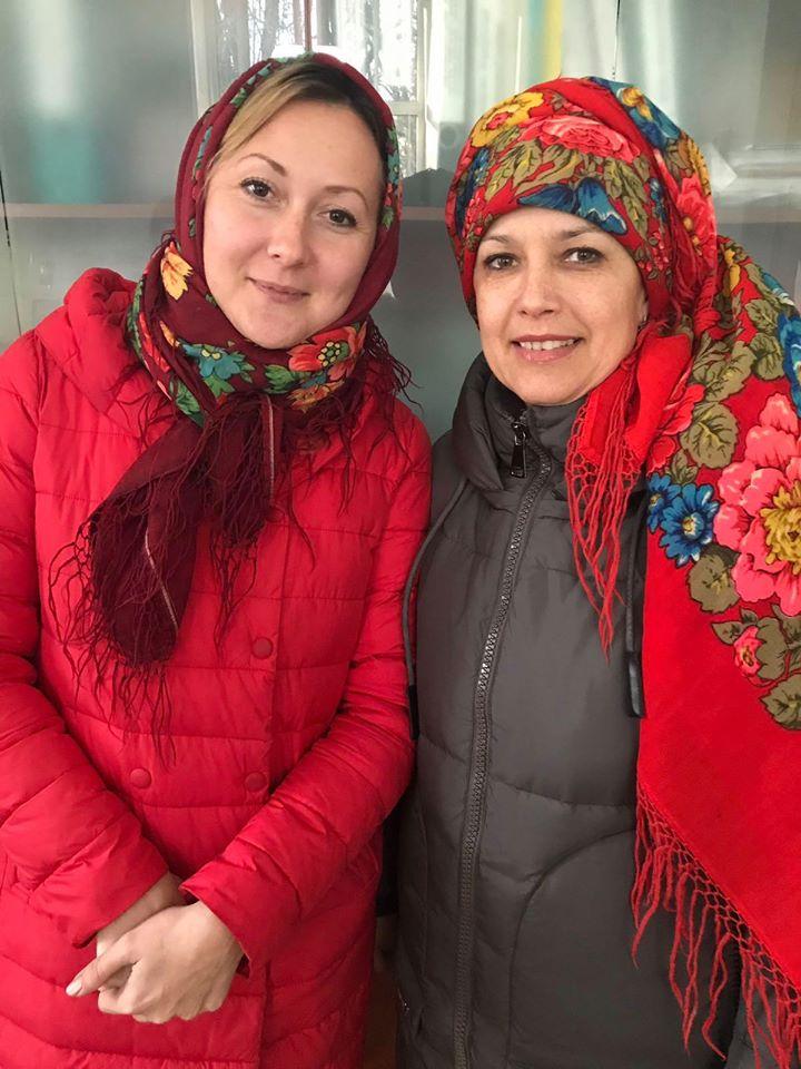 В рамках відзначення Всесвітнього дня Української хустки