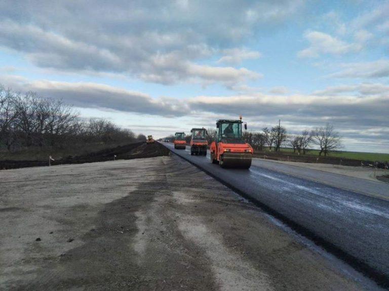 Хід поточного середнього ремонту на Миколаївщині