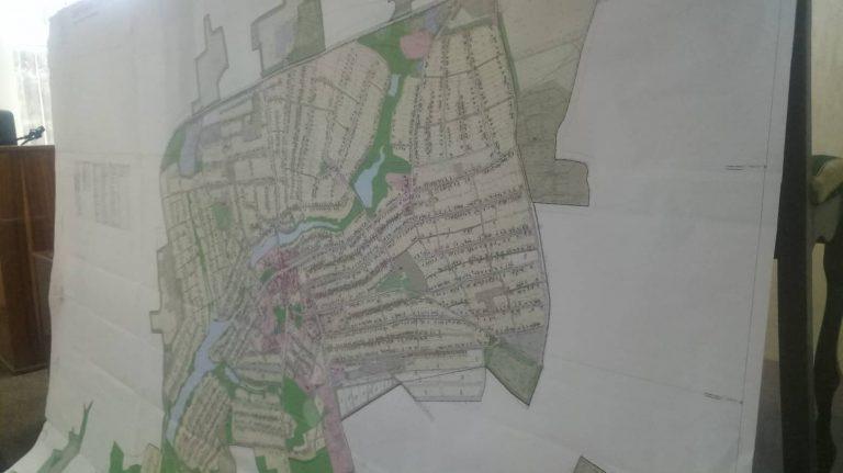 Слухання по генеральному плану міста Новий буг