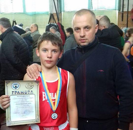 """Турнір з боксу """"Олешківські ігри -2019"""""""