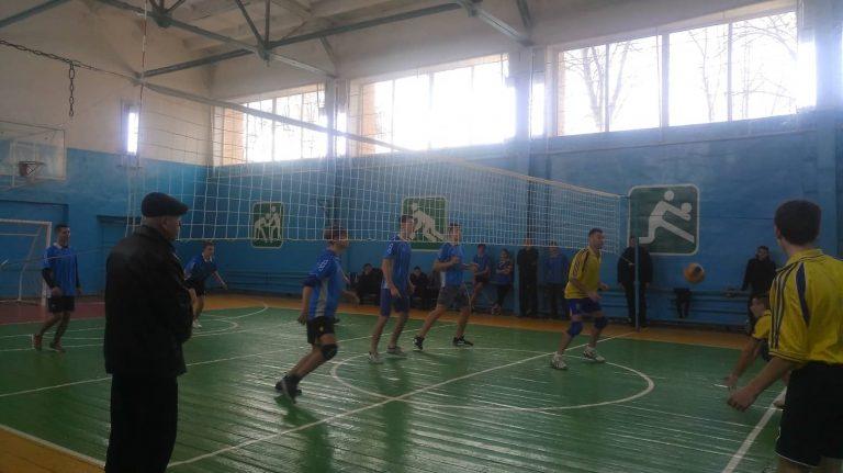 II тур чемпіонату Новобузького району з волейболу серед чоловіків