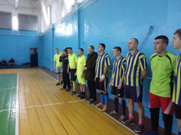 Третій тур чемпіонату міста Новий Буг з футзалу