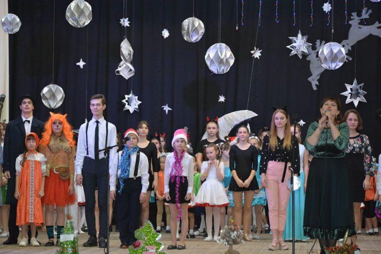 Казково-концертна програма – «Святий Миколай, нас усіх оберігай»
