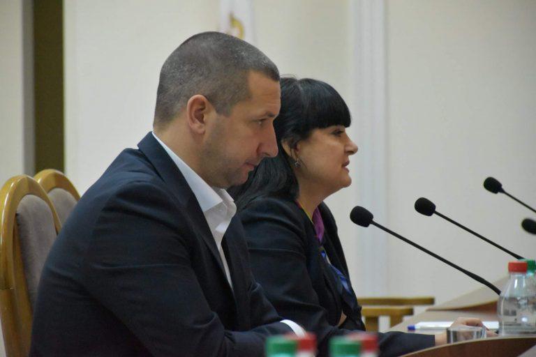 Робоча зустріч з представниками Південного регіонального департаменту Національної служби здоров'я України