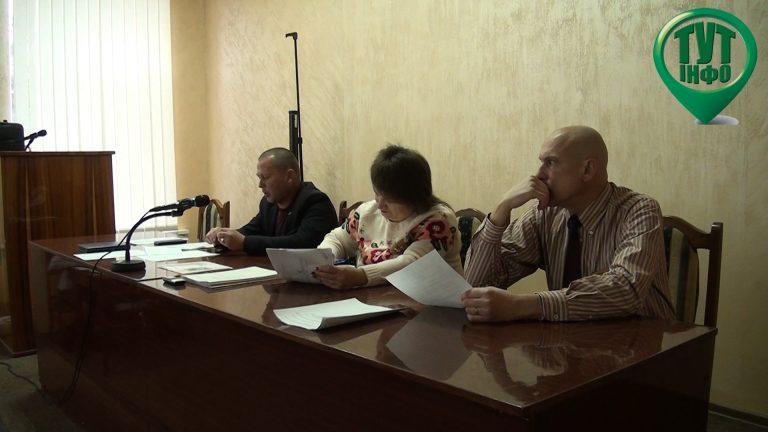 Засідання спільної комісії депутатів Новобузької міської ради 17.01.2020