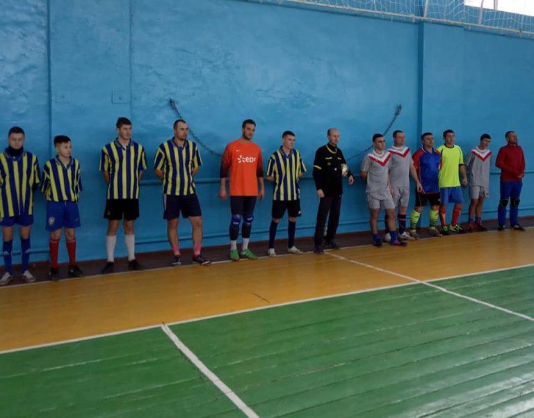 Відбувся 6 тур чемпіонату Новобузького району з футзалу