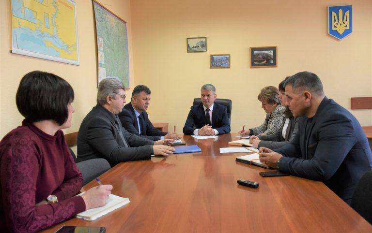 Олександр Трайтлі провів оперативну нараду щодо попередження поширенню та боротьбі з коронавірусом на Миколаївщині