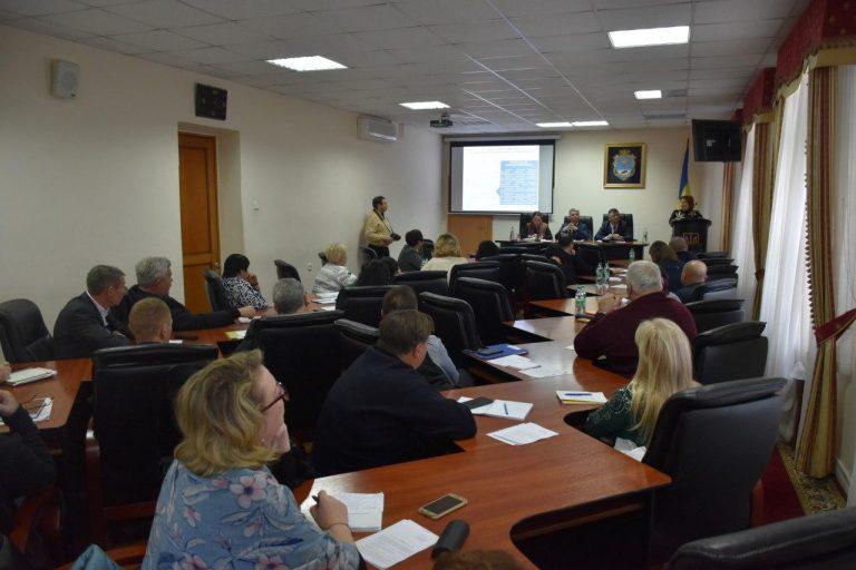 Відбулося перше засідання госпітальної ради Миколаївського госпітального округу
