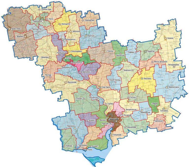 На Новобузький район чекають суттєві зміни