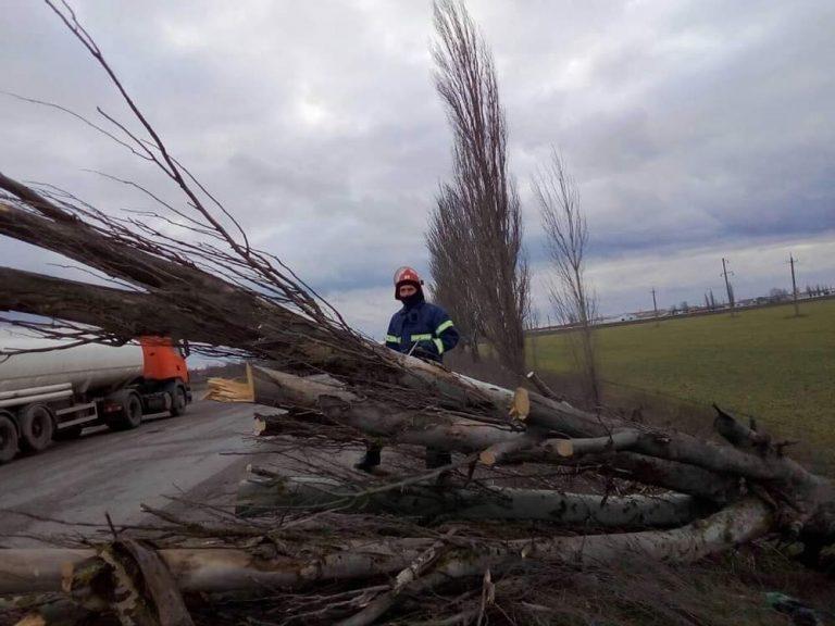 """Наслідки вчорашнього циклону """"Юлія"""" для Миколаївщини"""