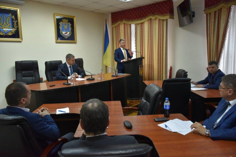 14 Лютого 2020 На Миколаївщині стартує реалізація проєкту Президента «EMERGENCY 2020»
