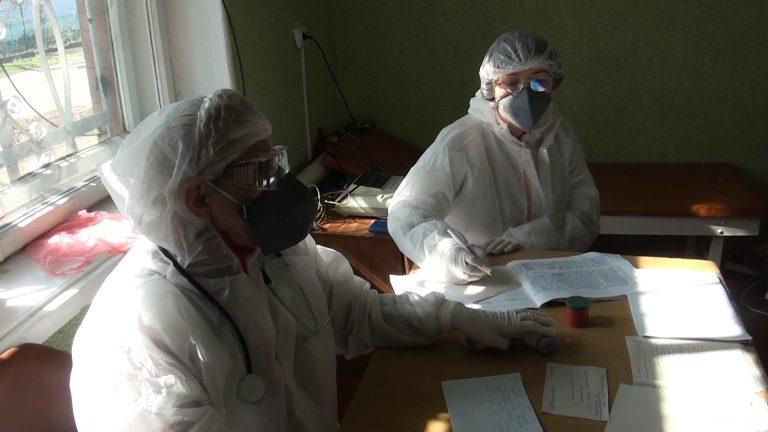 Ситуація з короновірусом в Новобузькому району станом на 26.03.2020 року від головного лікаря