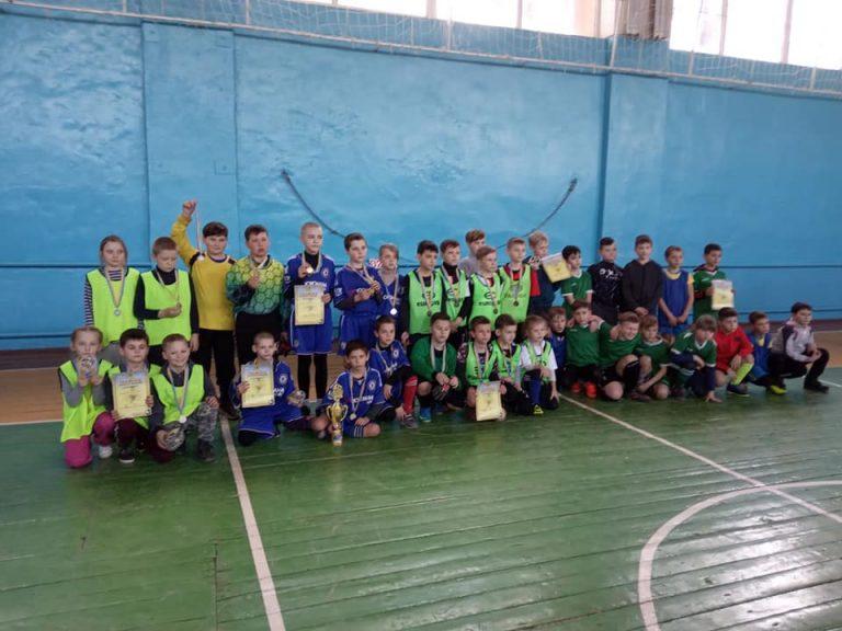 Турнір з футзалу серед юнаків
