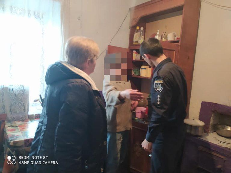 Відвідали сім'ї, що опинилися у складних життєвих обставинах