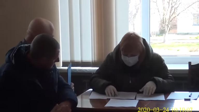 Сесія Новобузької міської ради 24.03.2020 року