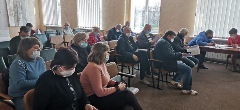Сесія Новобузької міської ради від 10.04.2020 року