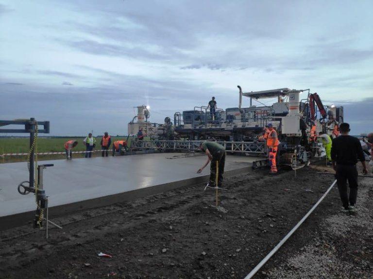 Оновлення державної дороги Н-14 в рамках проєкту «Велике будівництво» у Миколаївській області