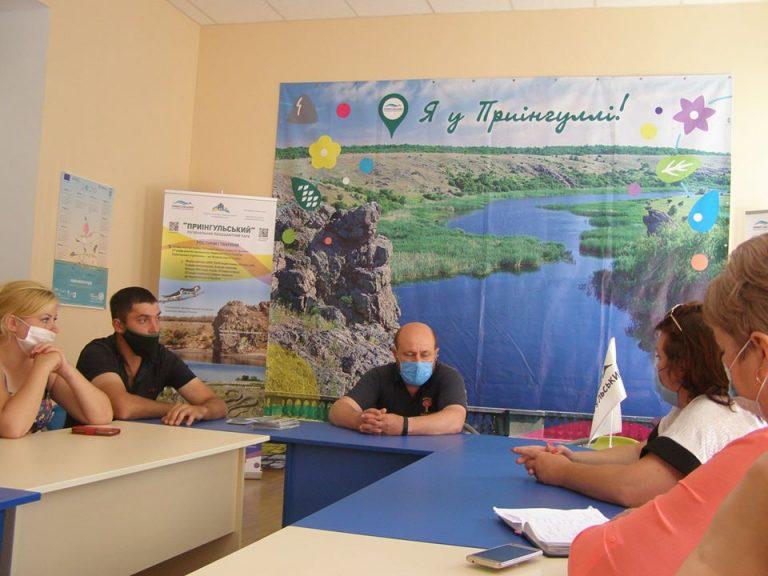 Більше учасників процесу – більше вдалих ідей. 25 червня з Приінгуллям знайомилися працівники закладів культури Баштанської ОТГ.