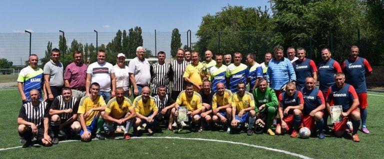 Футбольний турнір пам'яті братів Вінівітіних