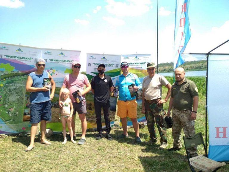 Кубок клубу «ЧЕМПІОН» зі спортивної ловлі риби фідером 2020 р.