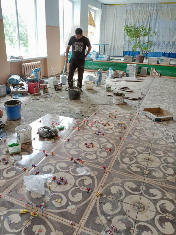 У школах Казанківської громади створюються гідні умови для навчання і самореалізації