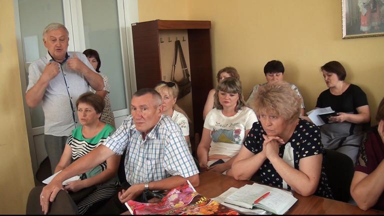 Комісія Новобузької районної ради з передачі майна громадам