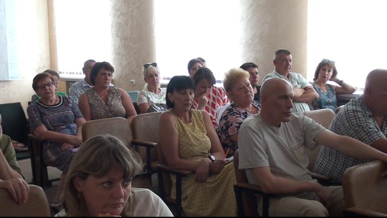 Відбулось спільне засідання постійних депутатських комісій Новобузької міської ради