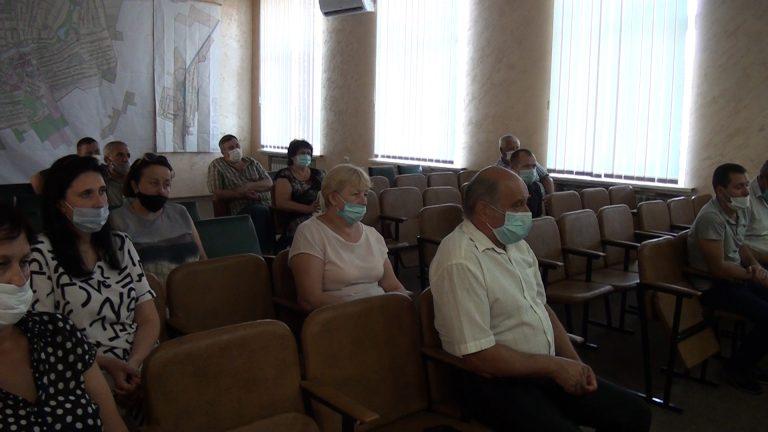 Спільне засідання позачергових комісій з питань ТЕБ та НС Новобузької громади