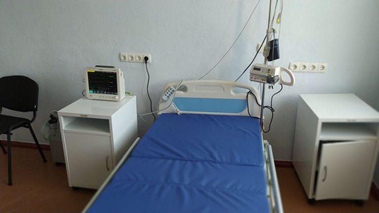 Відкрито інсультний блок в неврологічному відділенні Новобузької лікарні