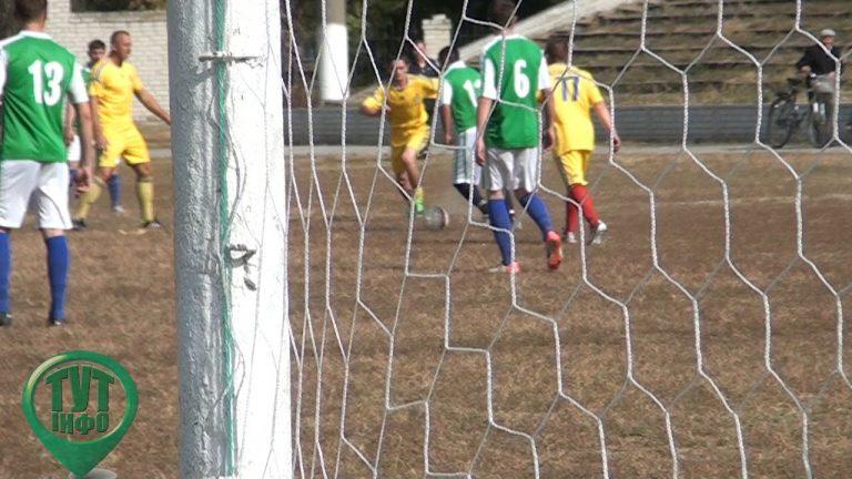 Чемпіонат міста Новий Буг з футболу за схемою (7+1)