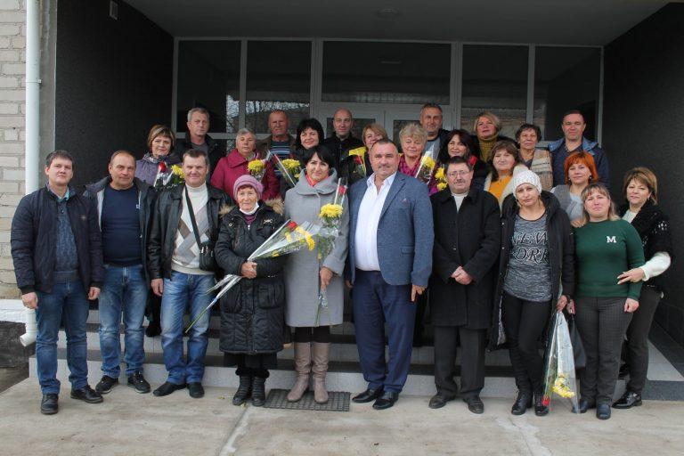 Перша установча сесія VIII скликання Вільнозапорізької сільської об'єднаної територіальної громади