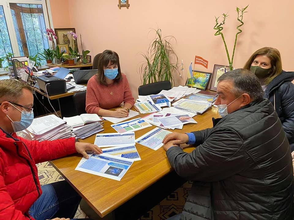 Створення відділу з питань соціального захисту населення у Вільнозапорізькій ОТГ