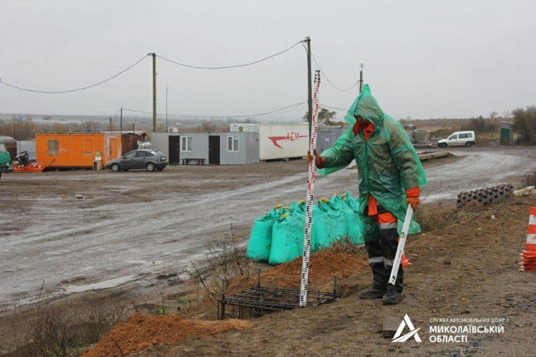 Розумна система зважування оберігатиме дороги Миколаївщини