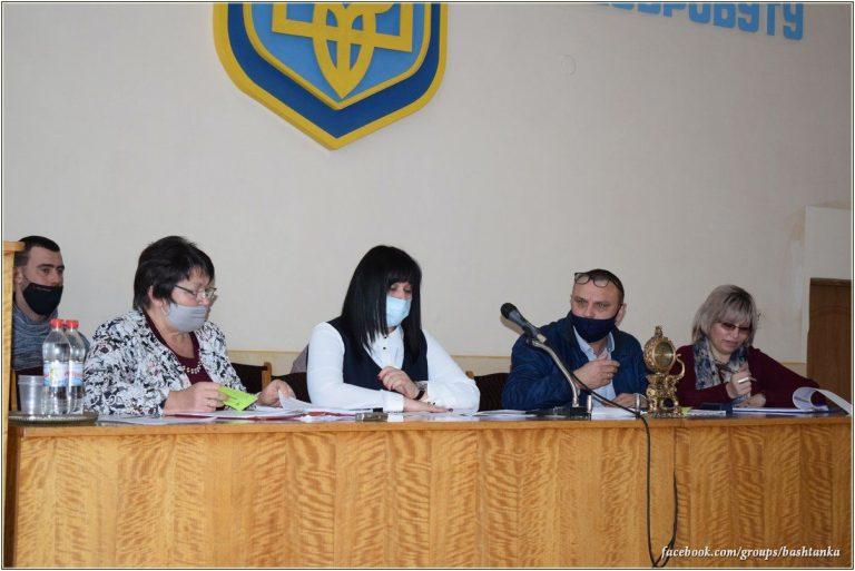 Депутати новоствореної Баштанської районної ради обрали голову  – Наталію Олійник.