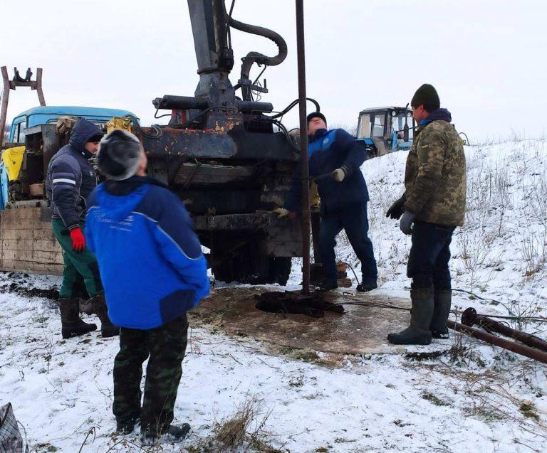 В селі Розанівка відновлено водопостачання