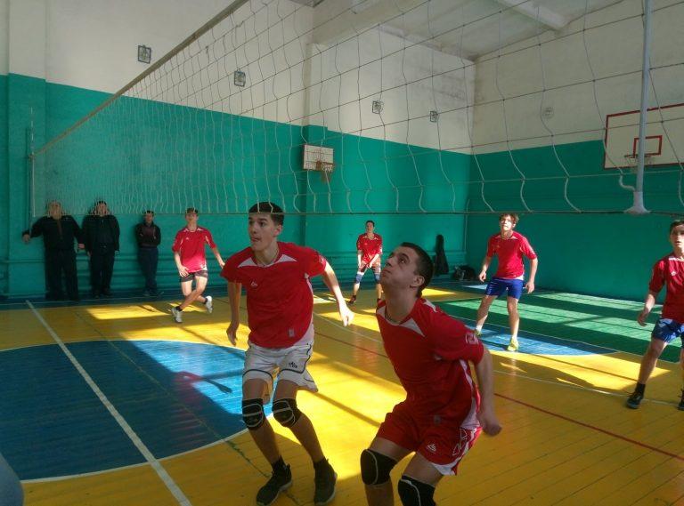 Відкритий чемпіонат Новобузької територіальної громади з волейболу серед чоловіків