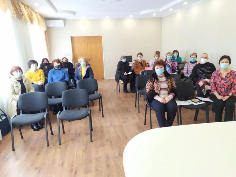 Колегія відділу освіти, молоді, спорту і культури Софіївської громади