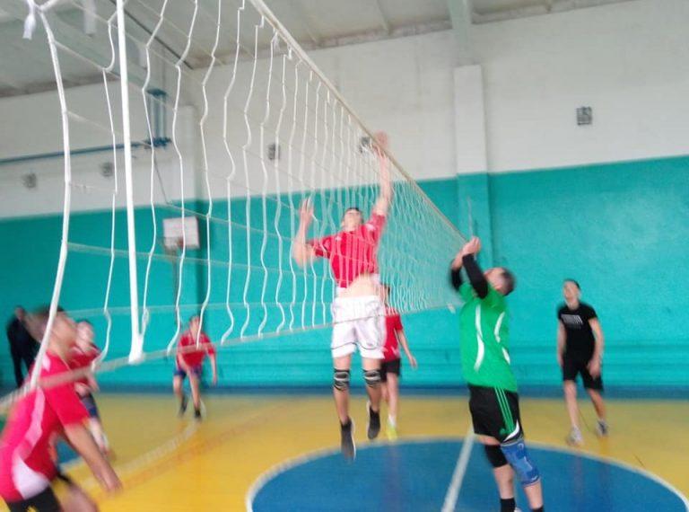 Чемпіонат Новобузької територіальної громади з волейболу серед чоловіків