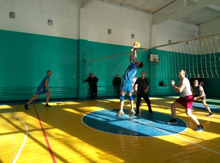 Волейбол. Відкритий чемпіонат Новобузької міської ради