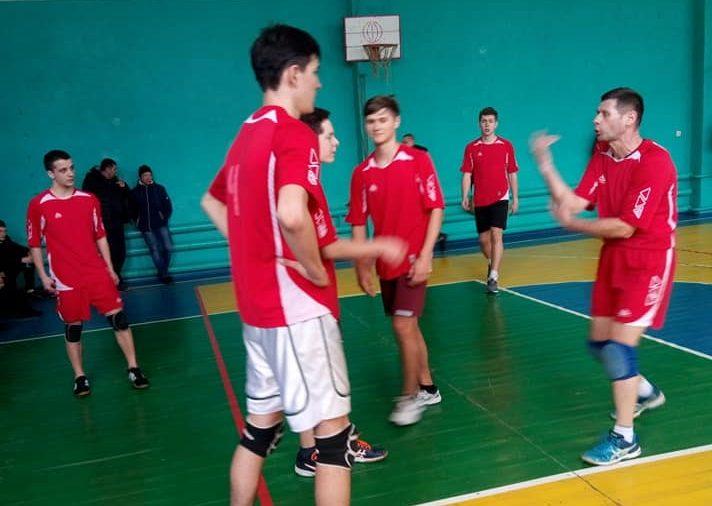 Волейбол. V тур відкритого чемпіонату Новобузької громади. Відео