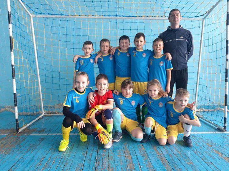 Новобузька команда прйняла участь у фінальних змаганнях з футзалу