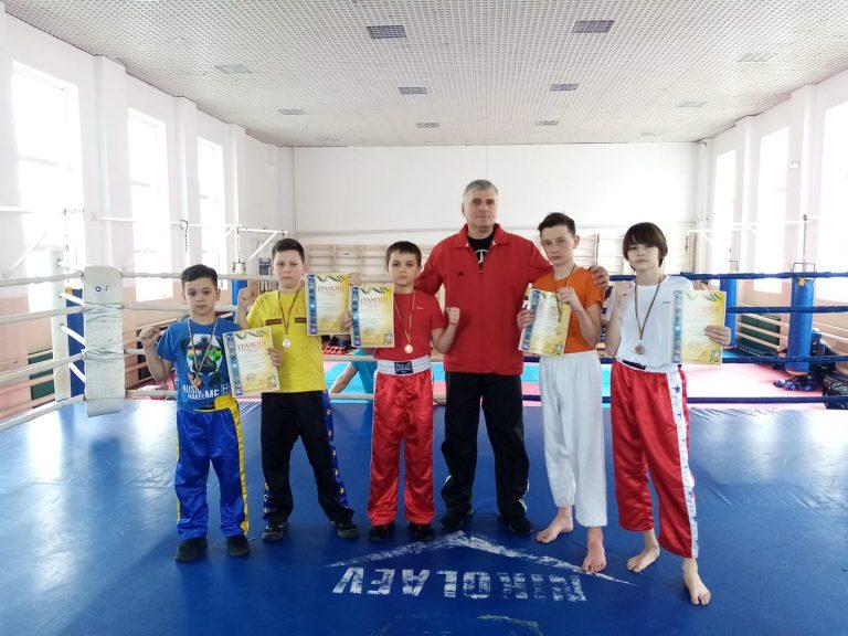 Кубок Миколаївської області з кікбоксингу по версії поінт файтинг
